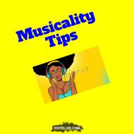 pixteller musicality yellow